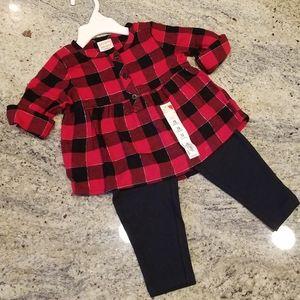 Soft Flannel Plaid Outfit 2.1.999